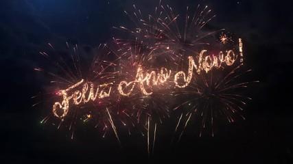 "Photos, illustrations et vidéos de ""feliz ano novo"""