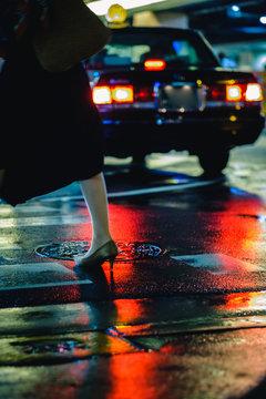 night street color