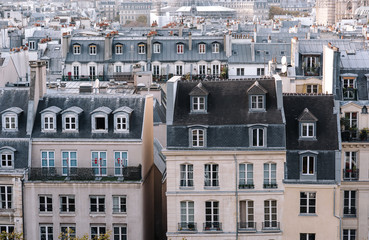 Roofs of historic buildings