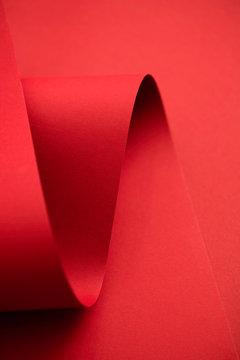 Close up of paper design