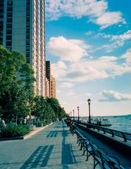 View From Riverside Park , Manhattan, New York