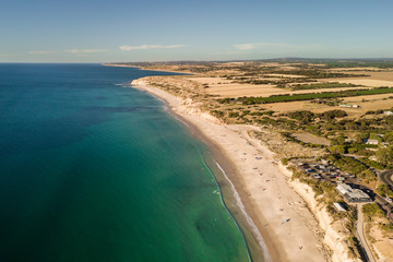 Pt Willunga beach, SA, Australia