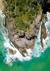 Hells Gate, Noosa Heads Coastal Track, Noosa National Park, Noosa, Queensland. Australia