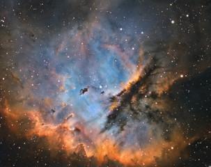 NGC281 the Pacman nebula
