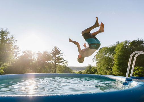 Hittin' The Pool
