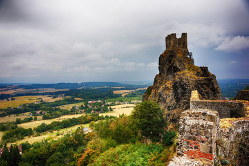 old trosky castle