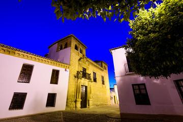 Palacio de Mondragon, Ronda, Andalusia, Spain