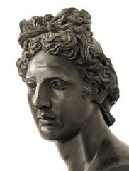 Bronze Apollo Statue