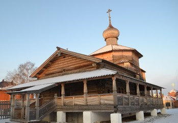 Kazan Monasteries Mosques