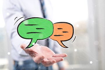 Concept of communication