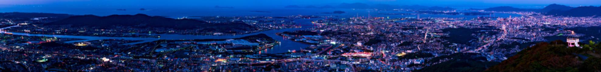 新日本三大夜景パノラマ
