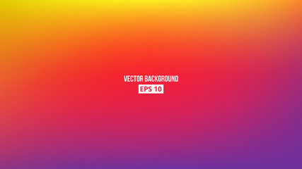 Vivid colors background