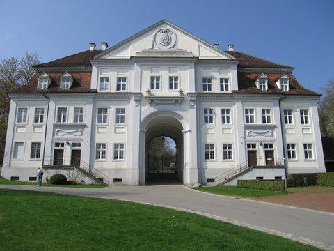 Barockes Torhaus Oberes Tor Schloss Salem