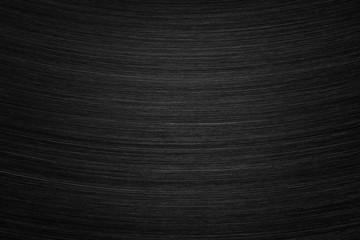 Black metal texture. Scratched curves background.