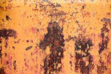 Wall Mural - grunge metal background