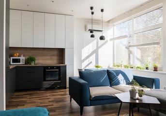 Cozy room in modern flat