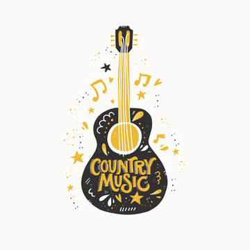 Guitar Country Music