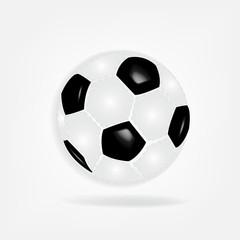Soccer ball sport symbol logo