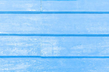 vintage blue wood background. wooden panel for design and decoration