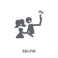Selfie icon from Birthday and Party collection.