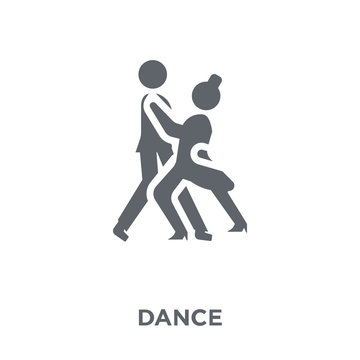 dance icon from Entertainment collection.