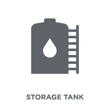storage Tank icon from Industry collection.