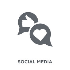 Social media icon from  collection.