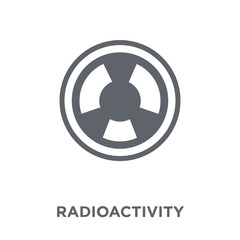 Radioactivity icon from Science collection.