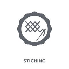Stiching icon from Sew collection.