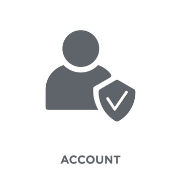 Account icon from  collection.