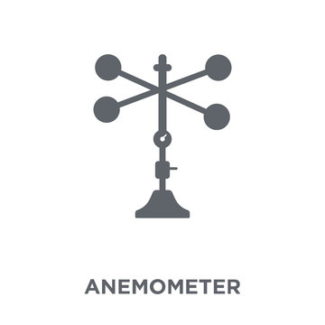 Anemometer icon from Weather collection.