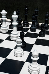 chess board game competition