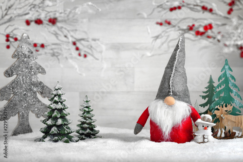deko arrangement f r weihnachten und winter stockfotos. Black Bedroom Furniture Sets. Home Design Ideas