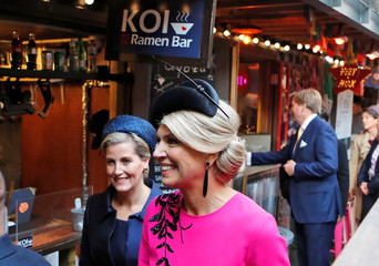 State visit of King Willem-Alexander, and Queen Maxima, of the Netherlands, to the United Kingdom