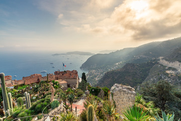 Exotic Garden in Eze