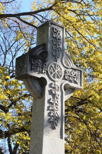 The Cross, Edmonton Cemetery, Edmonton, Alberta
