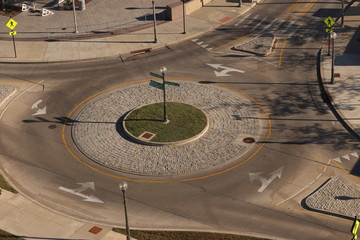 Roundabout - Traffic Circle