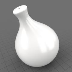 Modern salt shaker