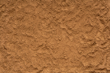 textured backgrounds is out of sand, closeup of ground, yellow sand,