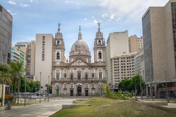 Candelaria Church -  Rio de Janeiro, Brazil
