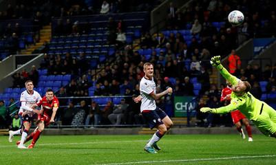 Championship - Bolton Wanderers v Nottingham Forest