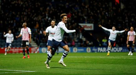 Championship - Preston North End v Brentford
