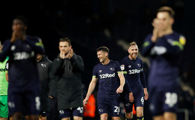 Championship - West Bromwich Albion v Derby County