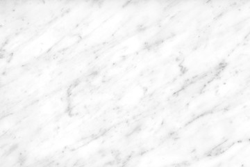 White Carrara Marble natural light surface for bathroom or kitchen countertop