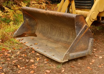 426 backhoe front loader bucket
