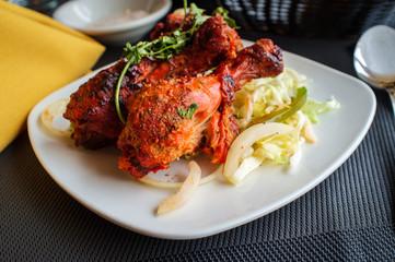 Indian Tandoori Chicken