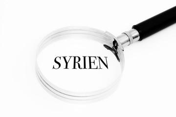 Syrien im Fokus