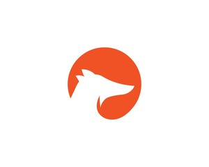 Fox logo vector