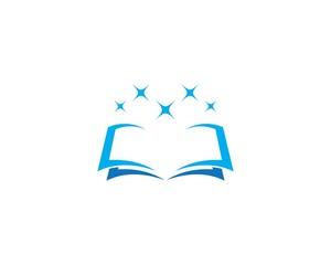 Education Book Logo Template