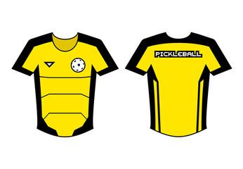 Pickleball shirt design